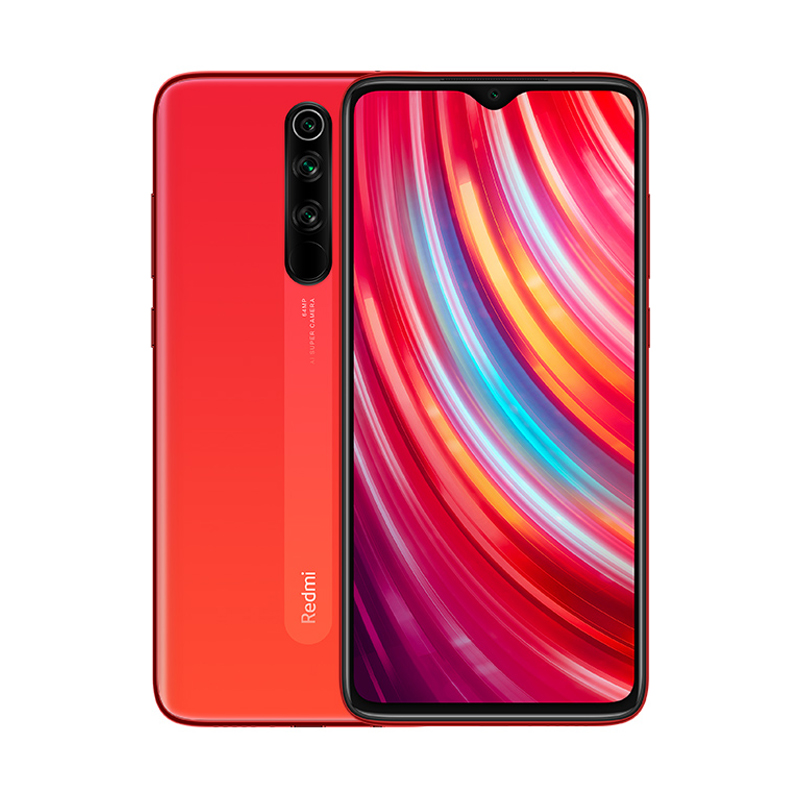 Redmi Note 8 Pro 6/128Gb Coral Orange