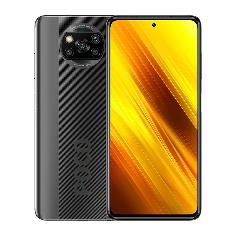 Xiaomi Poco X3 NFC 6/128Gb Shadow Gray