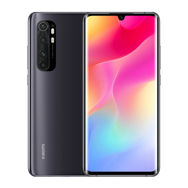 Xiaomi Mi Note 10 Lite 8/128Gb Midnight Black