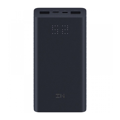 1Xiaomi Mi ZMI Aura Power Bank 20000mAh (QB822) Black