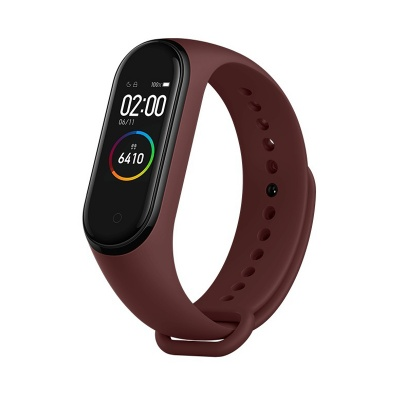 Mi Band 4 Heat Wine (2)