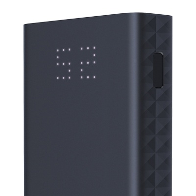 3Xiaomi Mi ZMI Aura Power Bank 20000mAh (QB822) Black