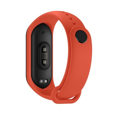 Mi Band 4 Heat Orange (4)